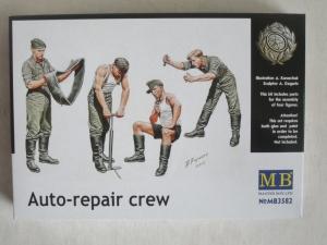 MASTERBOX 1/35 3582 AUTO REPAIR CREW