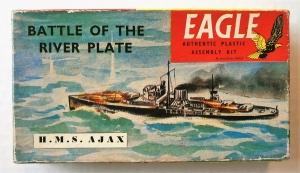 EAGLEWALL 1/1200 HMS AJAX