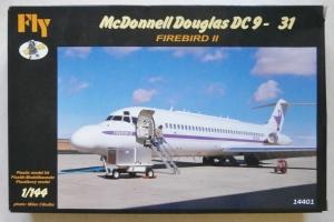 FLY 1/144 14401 DC 9-31 FIREBIRD II