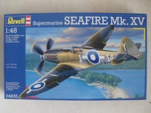 REVELL 1/48 04835 SUPERMARINE SEAFIRE Mk.XV