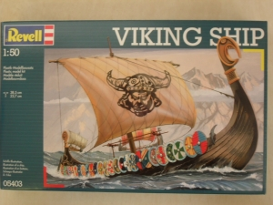 REVELL 1/50 05403 VIKING SHIP