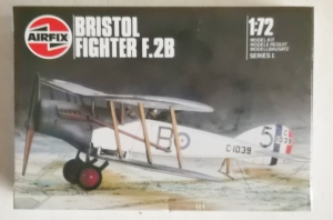 AIRFIX 1/72 01005 BRISTOL FIGHTER F.2B