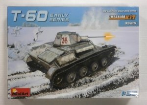 MINIART 1/35 35215 T-60 EARLY SERIES