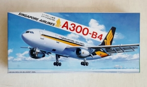 HASEGAWA 1/200 LC10 A300-B4 SINGAPORE AIRLINES