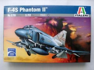 ITALERI 1/72 170 F-4S PHANTOM II
