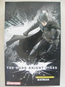 DRAGON 1/9 38319 THE DARK KNIGHT RISES BATMAN