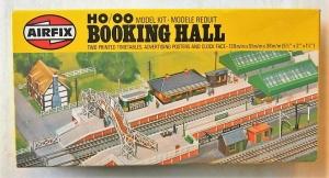 AIRFIX HO/OO 03603 BOOKING HALL
