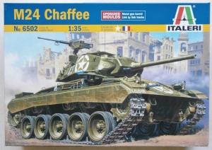 ITALERI 1/35 6502 M24 CHAFFEE