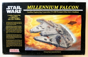 FINEMOLDS 1/72 SW-6 STAR WARS MILLENIUM FALCON  UK SALE ONLY
