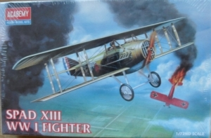 1/72 1623 SPAD XIII