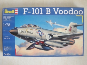 REVELL 1/72 04854 F-101B VOODOO
