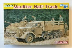 DRAGON 1/35 6761 Sd.Kfz.3a MAULTIER HALF-TRACK