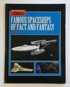 CHEAP BOOKS  ZB613 FAMOUS SPACESHIPS OF FACT AND FANTASY