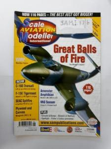 SCALE AVIATION MODELLER  SAMI VOLUME 17 ISSUE 06
