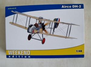 EDUARD 1/48 8443 AIRCO DH-2 WEEKEND EDITION