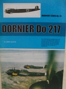 WARPAINT  024. DORNIER Do 217