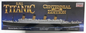 MINICRAFT 1/350 11318 R.M.S. TITANIC CENTENNIAL EDITION 1912-2012  UK SALE ONLY