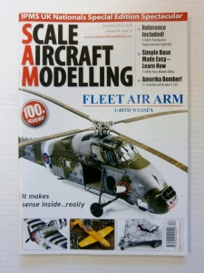 SCALE AIRCRAFT MODELLING  SAM VOLUME 34 ISSUE 10