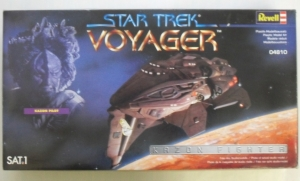 REVELL  04810 STAR TREK VOYAGER KAZON FIGHTER