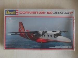 REVELL 1/72 4239 DORNIER 228-100 DELTA AIR