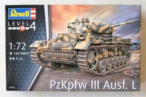 REVELL 1/72 03251 Pz.Kpfw III Ausf. L