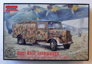 RODEN 1/72 730 OPEL BLITZ TANKWAGEN