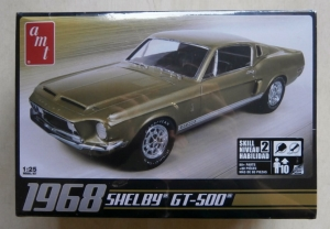 AMT 1/25 AMT634 SHELBY GT-500 1968