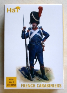 HAT INDUSTRIES 1/72 8220 FRENCH CARABINIERS