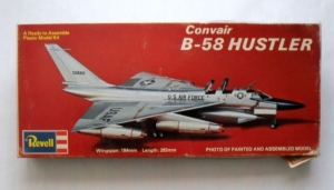 REVELL  H252 B-58 HUSTLER