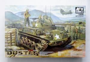 AFV CLUB 1/35 35042 M42A1 DUSTER SP AA GUN LATE TYPE VIETNAM WAR