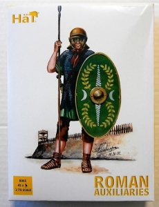 HAT INDUSTRIES 1/72 8065 ROMAN AUXILIARY INFANTRY