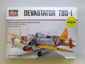 MONOGRAM CLASSICS 1/48 7575 DEVASTATOR TBD-1