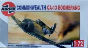 AIRFIX 1/72 02099 COMMONWEALTH CA-13 BOOMERANG