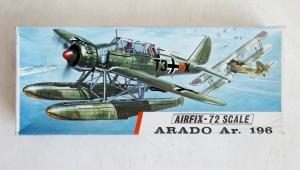 AIRFIX 1/72 299 ARADO Ar.196