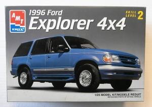 AMT/ERTL 1/25 8968 1996 FORD EXPLORER 4x4