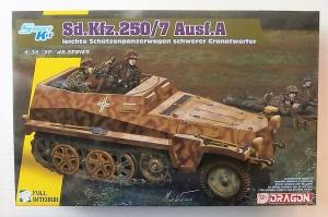 DRAGON 1/35 6858 Sd.Kfz.250/7 Ausf.A