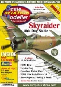 SCALE AVIATION MODELLER  SCALE AVIATION MODELLER VOLUME 15 ISSUE 06