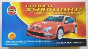 AIRFIX 1/43 01416 CITROEN XSARA WRC