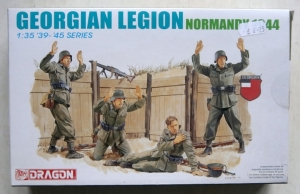 DRAGON 1/35 6277 GEORGIAN LEGION NORMANDY 1944