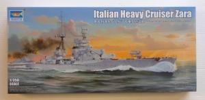 TRUMPETER 1/350 05347 ITALIAN HEAVY CRUISER ZARA
