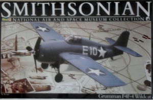 REVELL 1/32 4447 F4F-4 WILDCAT SMITHSONIAN