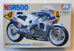 TAMIYA 1/12 14055 HONDA NSR500 GRAND PRIX RACER