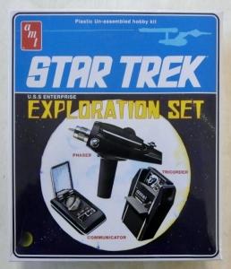 AMT  848 STAR TREK EXPLORATION SET
