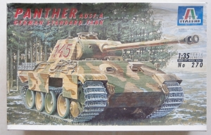 ITALERI 1/35 270 PANTHER Ausf.A