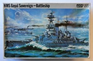 FROG 1/500 F122 HMS ROYAL SOVEREIGN