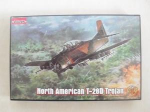 RODEN 1/48 450 NORTH AMERICAN T-28D TROJAN