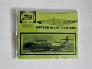 RAREPLANE 1/72 METEOR NIGHT FIGHTERS