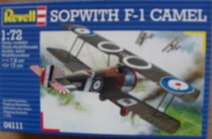 REVELL 1/72 04111 SOPWITH F-1 CAMEL
