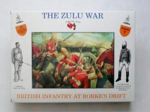 CALL TO ARMS 1/32 07 BRITISH RORKES DRIFT