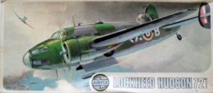 AIRFIX 1/72 03006 LOCKHEED HUDSON I